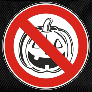 NO HALLOWEEN | Männershirt XXXL - Kinder Rucksack