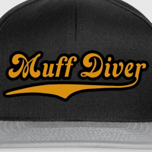 Noble brown muff_diver Women's T-Shirts - Snapback Cap