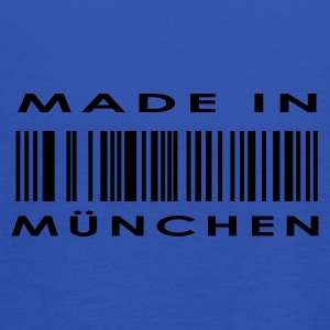 Aqua Munich, München Women's T-Shirts - Women's Tank Top by Bella