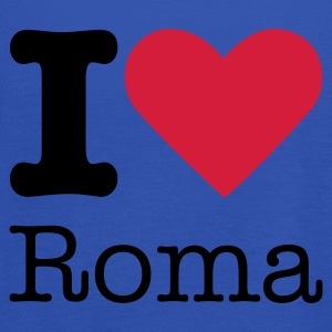 I Love Roma T-shirt - Top da donna della marca Bella