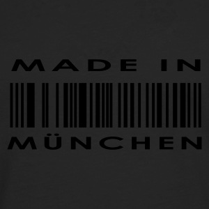 Black Munich, München Women's T-Shirts - Men's Premium Longsleeve Shirt