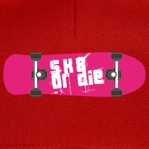 skate or die T-shirts - Casquette snapback