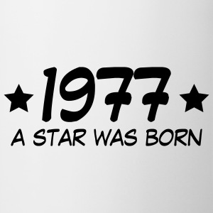 1977 - A star was born T-Shirts - Tasse