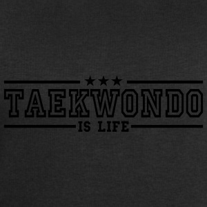 taekwonde is life deluxe T-shirts - Sweat-shirt Homme Stanley & Stella