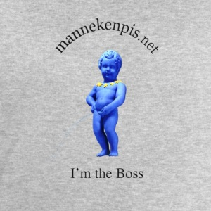 Manneken Pis I'M THE BOSS - Sweat-shirt Homme Stanley & Stella