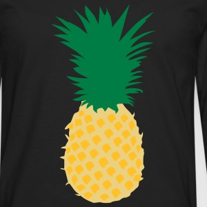 Pineapple  T-Shirts - Men's Premium Longsleeve Shirt