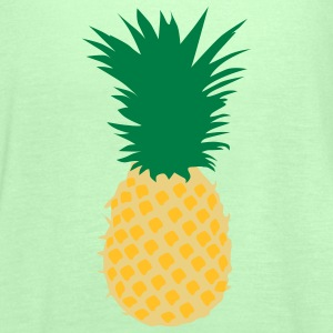 Pineapple  T-Shirts - Women's Tank Top by Bella