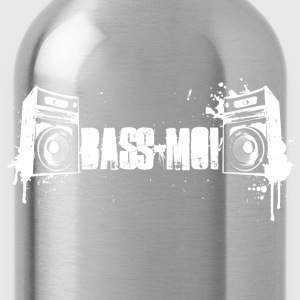 bass-moi baise-moi bass lautsprecher speaker soundsystem T-shirt - Borraccia