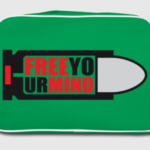 Free your Mind | Bullet | Patrone T-Shirts - Retroväska