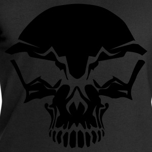 Black totenkopf skull pirat Men's T-Shirts - Men's Sweatshirt by Stanley & Stella