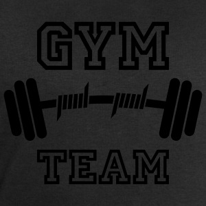 GYM TEAM | Fitness | Body Building | Hantel | Dumbbell T-Shirts - Men's Sweatshirt by Stanley & Stella