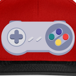 SuperNes Player - Casquette snapback