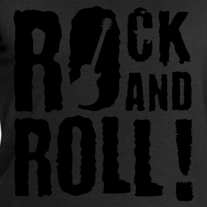 rock_and_roll_a_1c Tee shirts - Sweat-shirt Homme Stanley & Stella