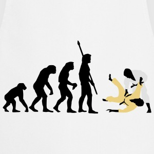 evolution_judo_a_3c T-Shirts - Cooking Apron