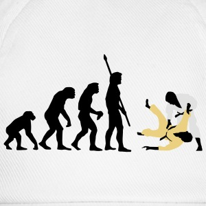 evolution_judo_a_3c T-Shirts - Baseball Cap