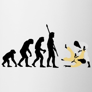 evolution_judo_a_3c T-Shirts - Mug
