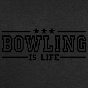 bowling is life deluxe T-shirts - Sweat-shirt Homme Stanley & Stella