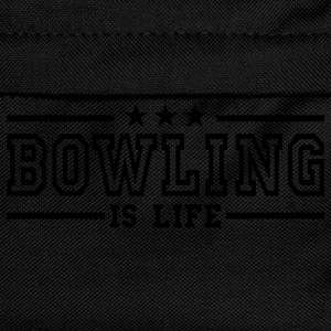 bowling is life deluxe T-shirts - Sac à dos Enfant