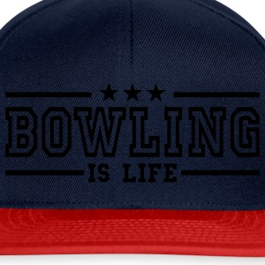 bowling is life deluxe T-shirts - Snapbackkeps