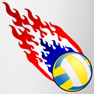 Fireball Volleyball Holland - Kop/krus