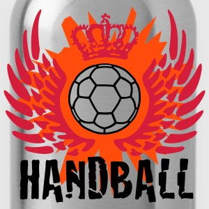 handball_a_3c T-Shirts - Water Bottle