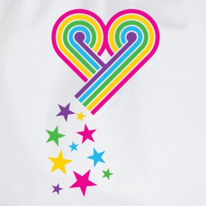 That 70s Heart T-Shirts - Turnbeutel