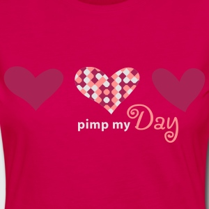 Day with LOVE T-Shirts - Frauen Premium Langarmshirt