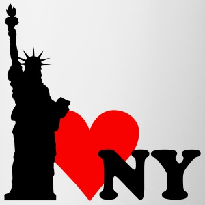 I love New York - NY T-shirt - Tazza