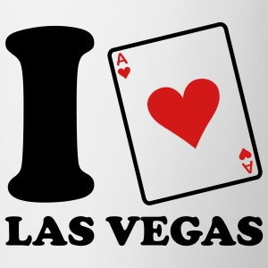 I love Las Vegas T-shirt - Tazza