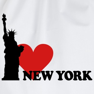 I love New York - NY T-Shirts - Turnbeutel