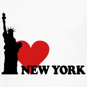 I love New York - NY T-shirts - T-shirt manches longues Premium Homme