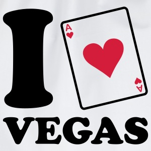I love Vegas T-Shirts - Turnbeutel