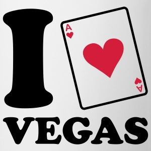 I love Vegas T-shirt - Tazza