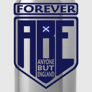 anyone but england - Water Bottle