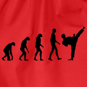 Evolution Fight T-shirts - Gymtas