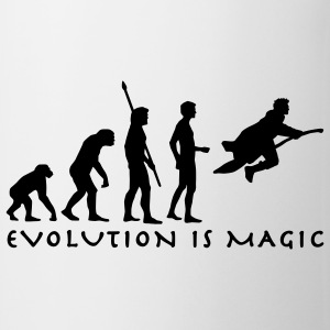 evolution_potter_1c_b T-shirts - Kop/krus