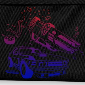 Crash Mode Gamer T-Shirts - Kids' Backpack