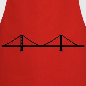 San Francisco - Golden Gate T-Shirts - Cooking Apron