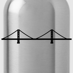 San Francisco - Golden Gate T-Shirts - Water Bottle