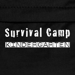 Survival Camp Kindergarten - Kinder Rucksack