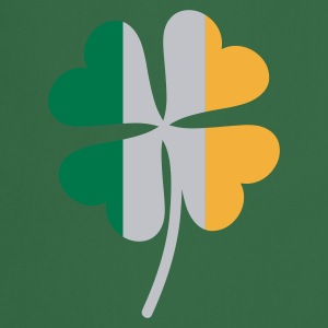 Shamrock Irish Flag - Esiliina
