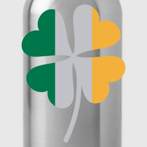 Shamrock Irish Flag - Drinkfles