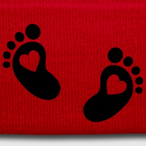 Baby feet T-Shirts - Winter Hat
