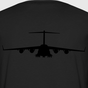 airplane T-Shirts - Men's Premium Longsleeve Shirt