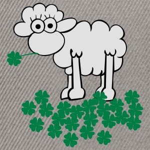 st. Patrick's sheep T-shirts - Casquette snapback