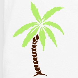 Palm Tree - Summer T-shirts - Herre premium T-shirt med lange ærmer