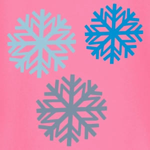 snowflake 2 Bags  - Baby Long Sleeve T-Shirt