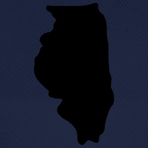 State of Illinois T-Shirts - Baseball Cap