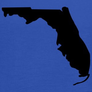 State of Florida T-Shirts - Women's Tank Top by Bella