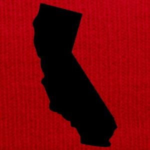 State of California T-Shirts - Winter Hat